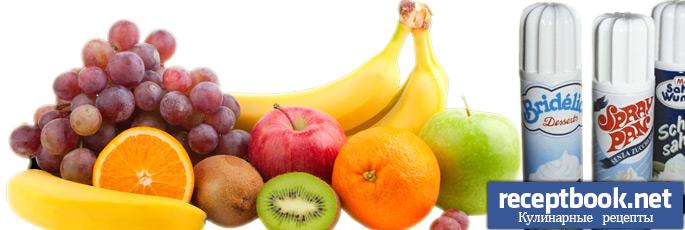 Фрукты для фруктового десерта