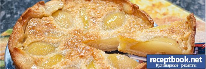 Рецепт грушевого пирога