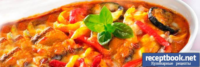 Кабачки с мясом и овощами приготовление