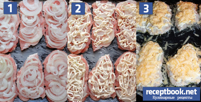 мясо по французски фото пошагово с фото