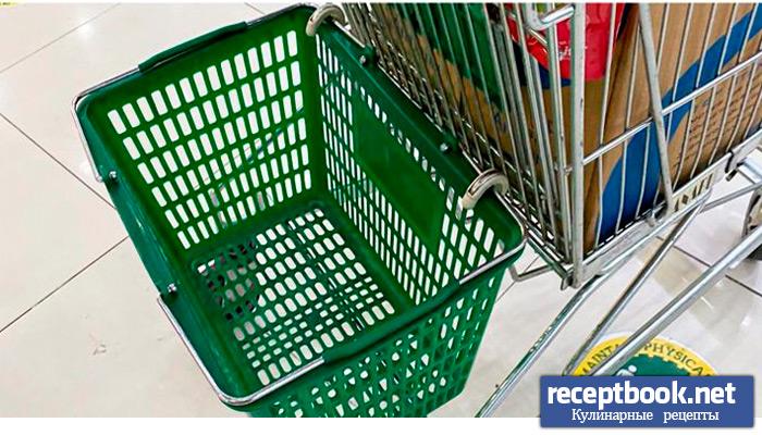 Лайфхак с тележкой в супермаркете - 2